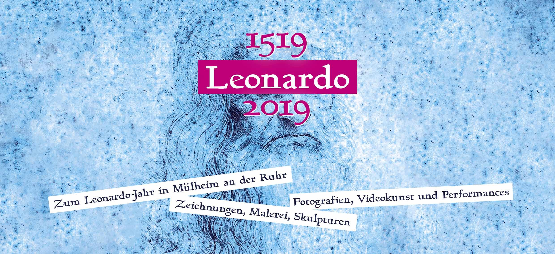 Jahresthema 2019: Leonardo da Vinci als Inspirationsquelle