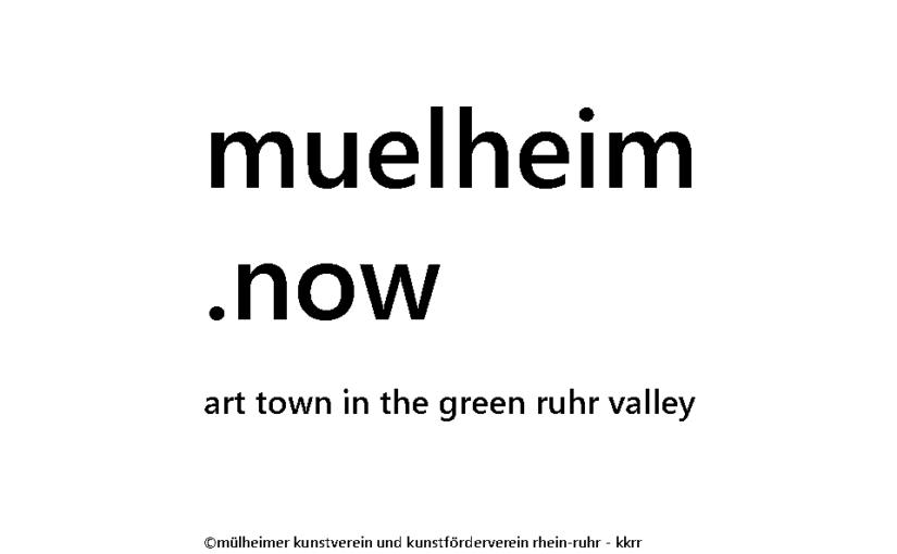 """Dauerausstellung in der Kunststadt Mülheim zum Thema """"Energie"""""""